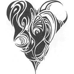 Tribal Heart by Chris-the-welder