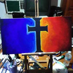 Cross2 by Chris-the-welder