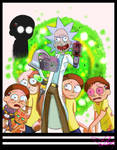 Pocket Mortys Team