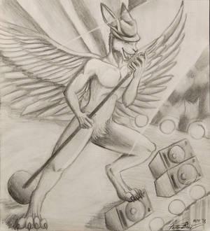 Theos Shaded Sketch