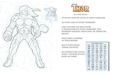My Thor by MarkIrwin