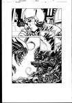 Aliens 2 page 7 inks