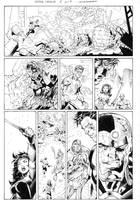 Justice League 5, page 17