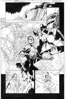Green Lantern 8, page 19 by MarkIrwin