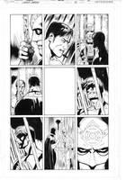 Green Lantern 8, page 8 by MarkIrwin