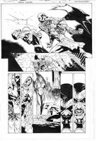 Green Lantern 8, page 2 by MarkIrwin