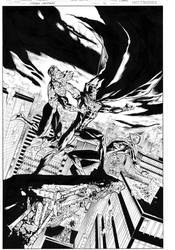 Green Lantern 12 Cover by MarkIrwin