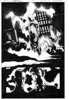 Green Lantern 14, page 20 by MarkIrwin