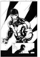 Green Lantern 13, page 18 by MarkIrwin