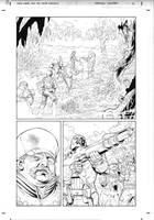 Darth Vader and the 9th Assasin 1, page 6 by MarkIrwin
