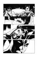 Batman and Robin Annual by MarkIrwin