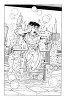 Superboy 27 by MarkIrwin