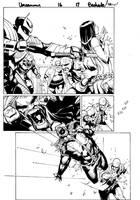 Uncanny X-Men 16 by MarkIrwin