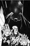 Batman and Robin 34 cover