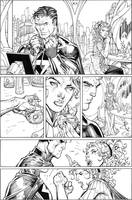 Mastermen 1, another page by MarkIrwin