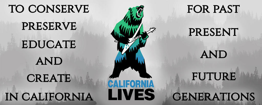 California Lives by MarkIrwin