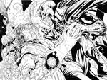 Green Lantern 45, pages 2-3