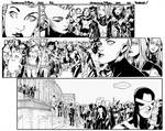 Uncanny X-Men 600, 32-33