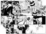 Doctor Strange 3, DP spread