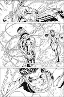 Green Lantern 50, page 20 by MarkIrwin