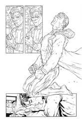 Green Lantern 50, page 38 by MarkIrwin