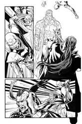 Green Lantern 52, page 13 by MarkIrwin
