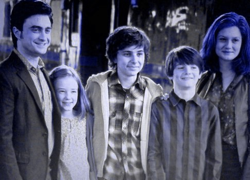 the perfect potter family by sanjanaa