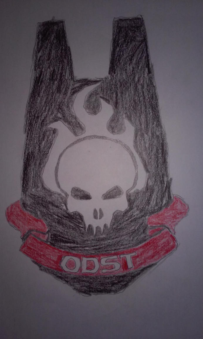 ODST logo by theunknownemo