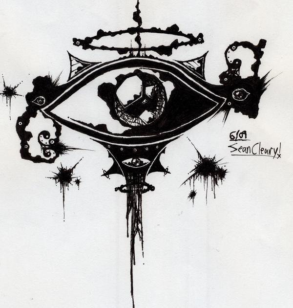 The All Seeing Eye by WonderfulDOOM495