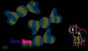 Bon Bon Wallpaper