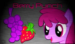 Berry Punch B.A. Wallpaper