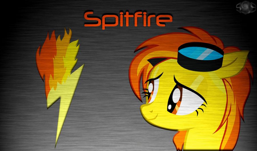 Spitfire B.A. Wallpaper by InternationalTCK