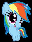 DAAWWW Rainbow Dash