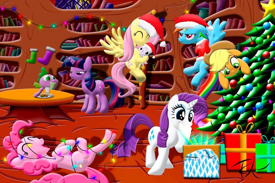 Merry Christmas everypony.