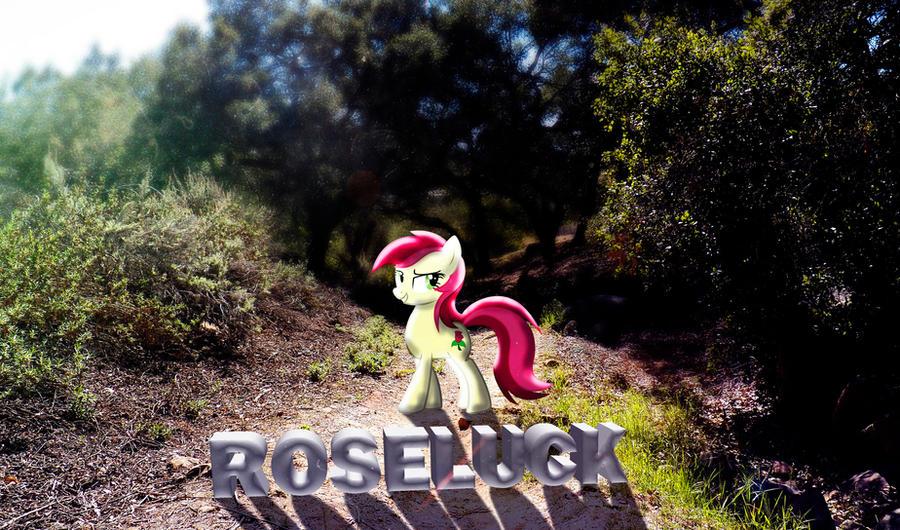 Roseluck Nature Wallpaper
