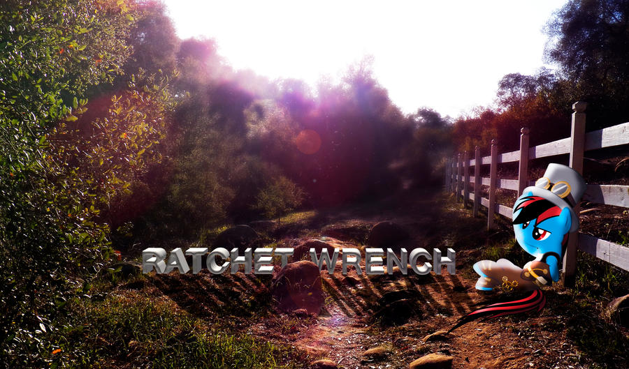 Ratchet Wrench Nature Wallpaper by InternationalTCK