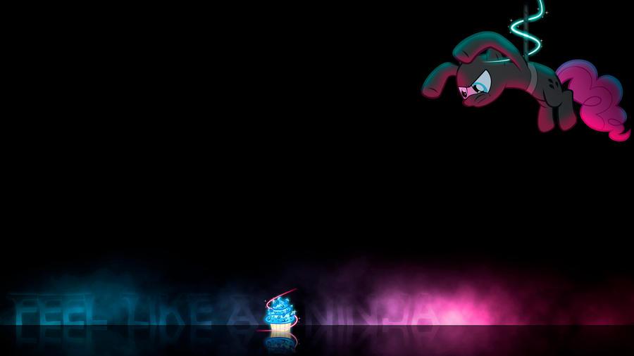 Pinkie Feels Like a Ninja... by InternationalTCK