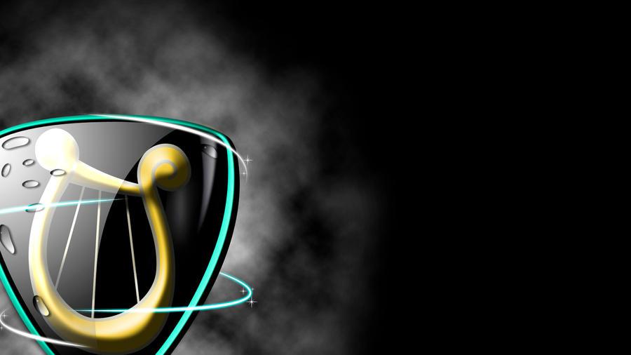 Lyra Emblem Wallpaper by InternationalTCK