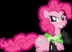 Pinkie Pie Changeling