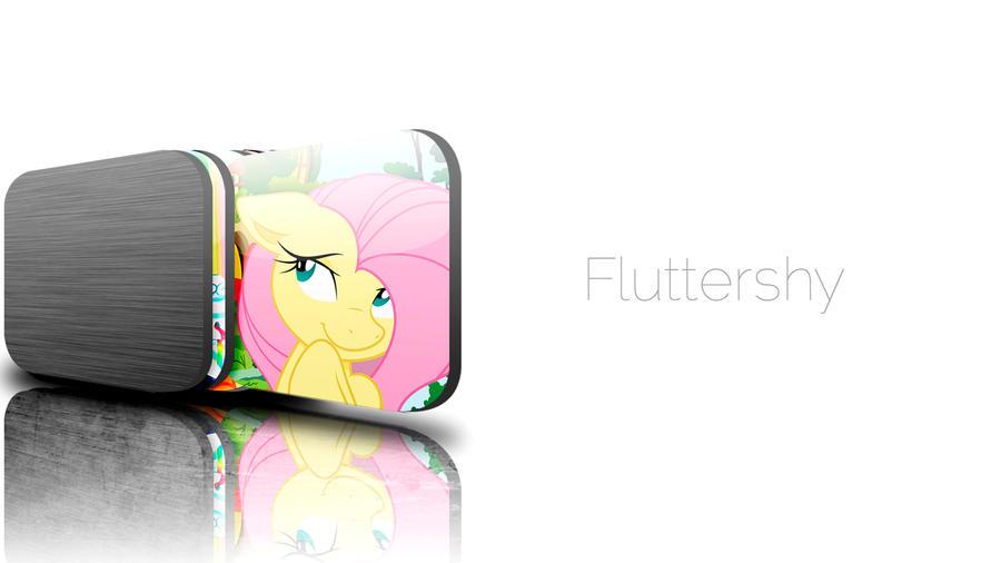 JD Fluttershy wallpaper by InternationalTCK
