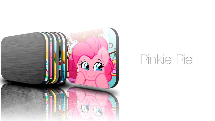 JD Pinkie Pie Wallpaper by InternationalTCK