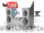 Vinyl Scratch You Tube Ad