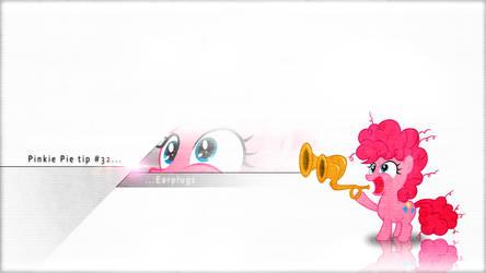 Pinkie Pie tip #32.