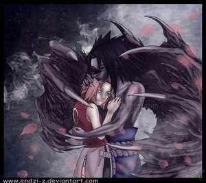 Sakura and Sasuke love by NarutoXCouplesXClub