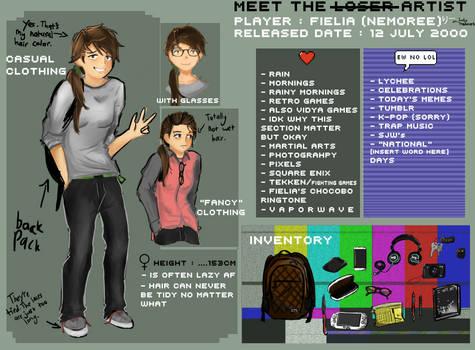 Meet The Artist 2.0