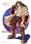 Asakura Hao for the Z