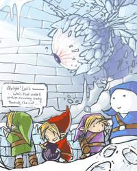 December Colouringbook trade by neomonki