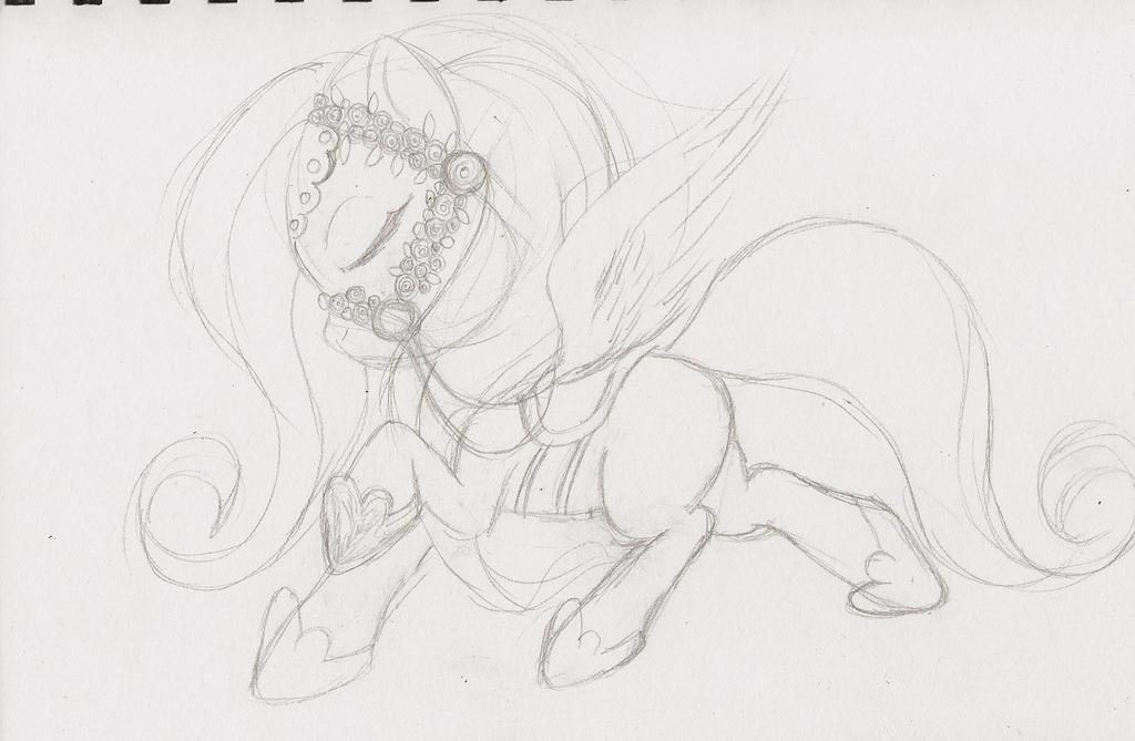 Calliope Sketch by Eleke
