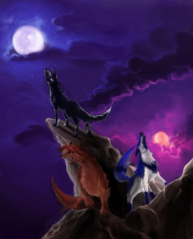 Nightseekers SVB DVA LVNA by Exdeus