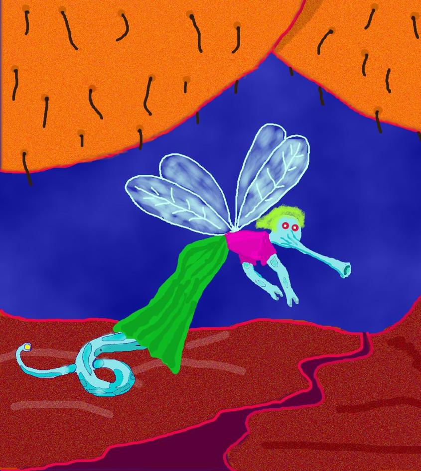 fairy by zloizloi